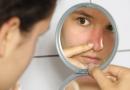 Нос красный: причины, лечение народными средствами