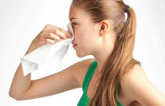 Как остановить носовые кровотечения у взрослых