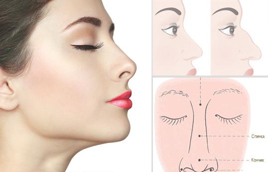 Программа для уменьшения носа на айфон